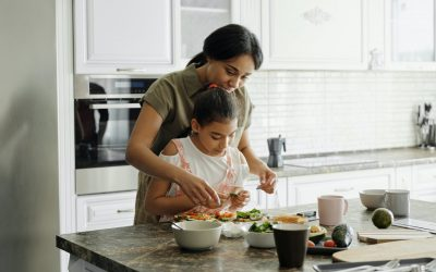 Como ayudar a nuestros hijos a tener un peso saludable
