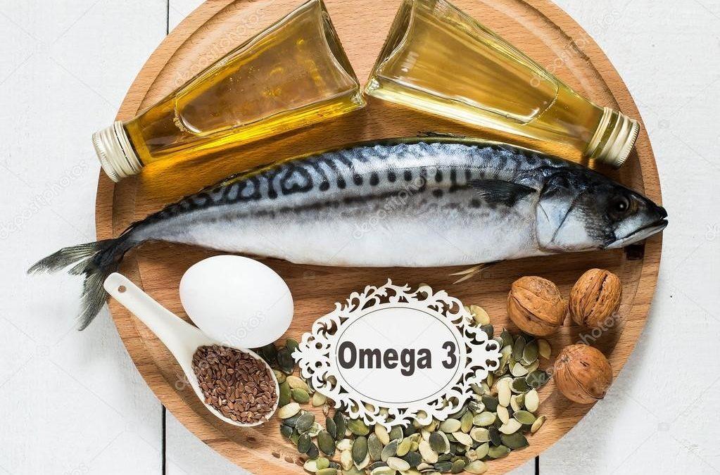 ¿Qué son los ácidos grasos omega-3 y qué hacen?